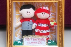 boneka couple jne
