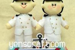 boneka-couple-profesi-pelaut-wildan