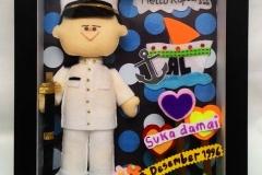 boneka profesi pelaut pelayaran