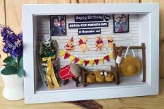 kado hadiah ulang tahun untuk cewek hobi menari