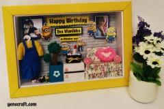 kado ulang tahun cewek lucu minion