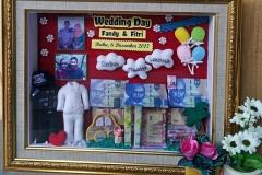mahar untuk pernikahan brimob