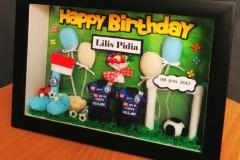 merchandise arema malang untuk kado ulang tahun