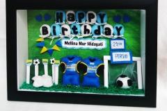merchandise persib bandung untuk kado ulang tahun