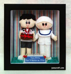 kado-ulang-tahun-untuk-cewek-boneka-couple-perawat