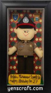 kado ulang tahun polisi