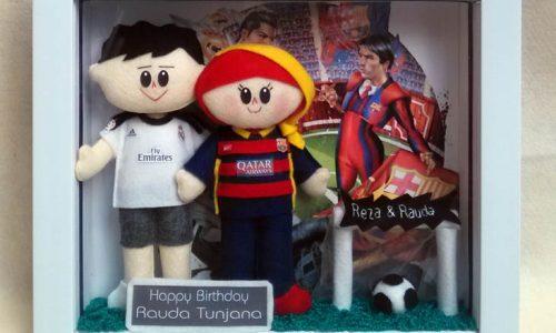 boneka-real-madrid-barcelona-untuk-ulang-tahun